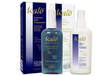 Kalo Spray and IHT