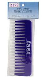 F.A.S.T. Fortified Amino Scalp Therapy - Detangling comb.