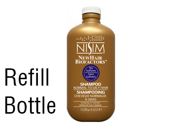 Refill Normal to Oily Shampoo 33 oz/1 liter