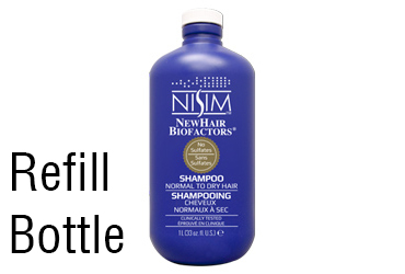 Refill Normal to Dry Shampoo 33 oz/1 liter