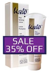Kalo Post Epilating Lotion 2 oz/60 ml