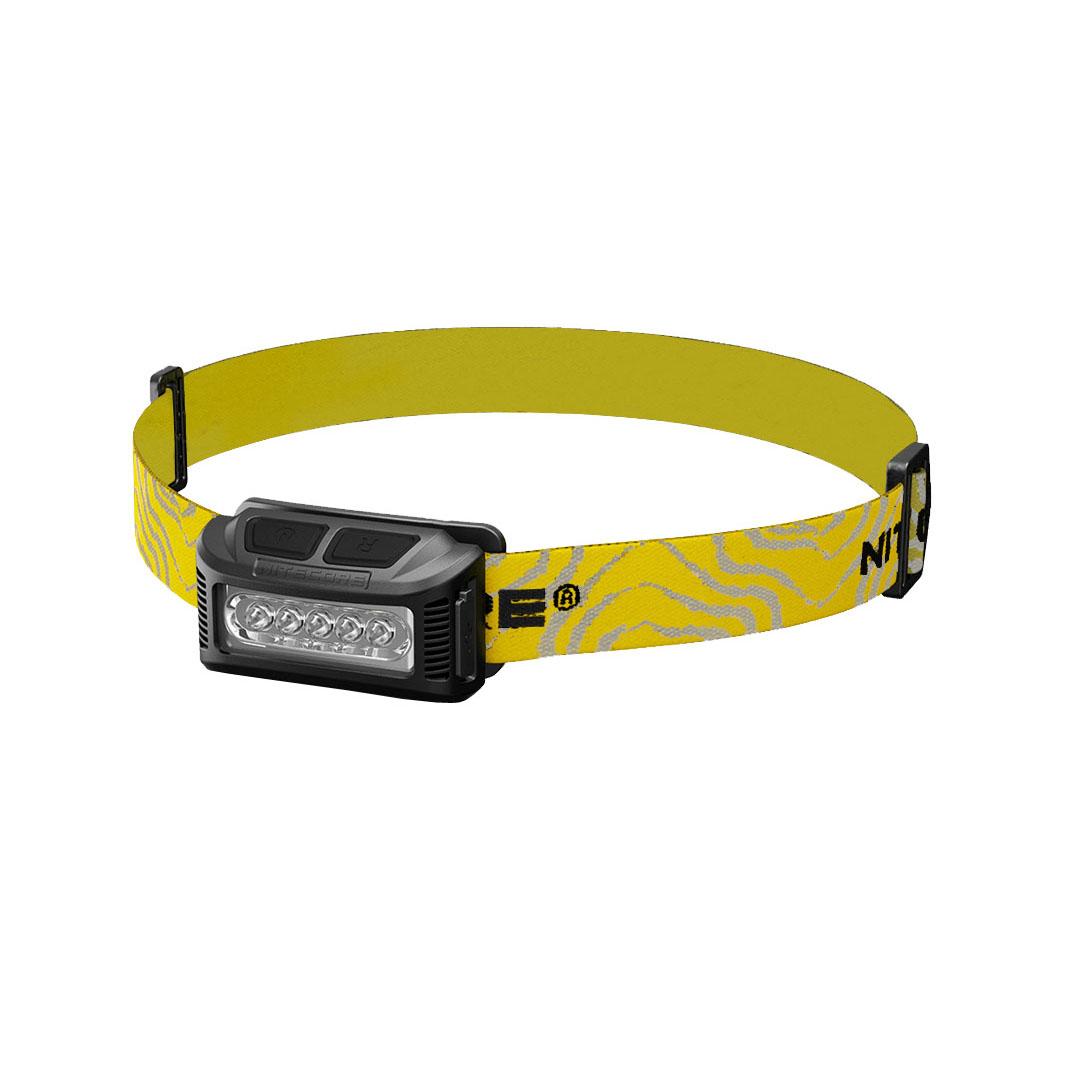 Nitecore Nu10 Rechargeable 160 Lumen Headlamp (black)