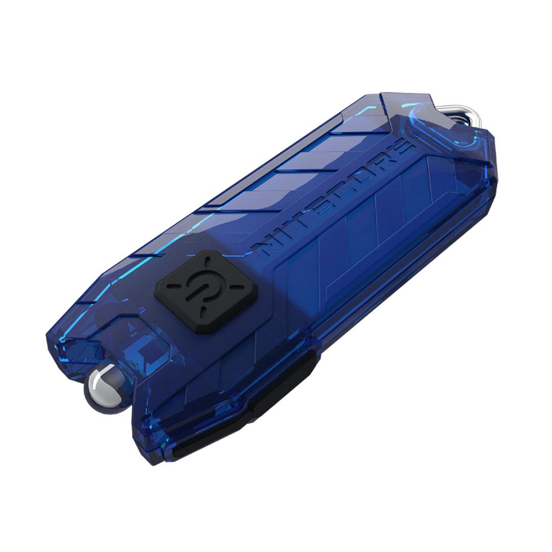 Nitecore Tube 45 Lumen Keychain Light (blue)
