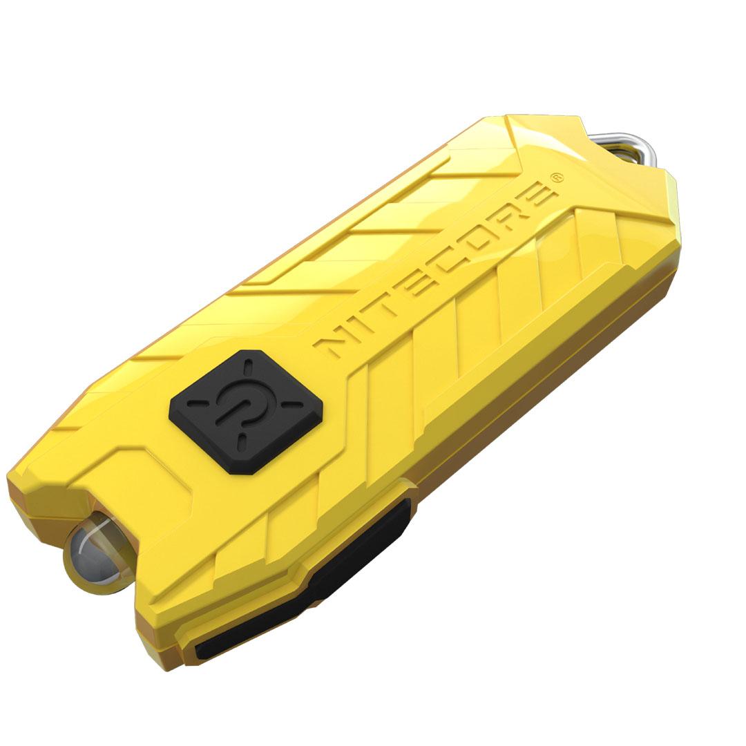 Nitecore Tube 45 Lumen Keychain Light (lemon)