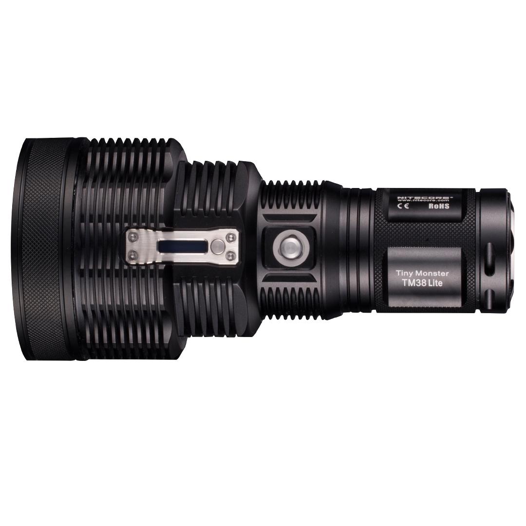 Nitecore Tm38 Lite Tiny Monster 1800 Lumen Long Throw Searchlight