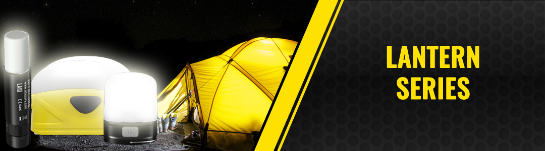 NITECORE LED lanterns for camping, backpacking, exploring, and emergencies