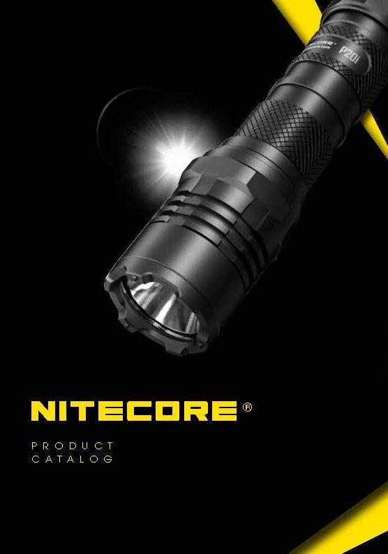 Nitecore Product Catalog 2021 Update