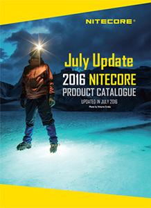 Nitecore Product Catalog 2016 July Update