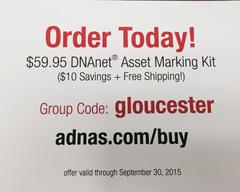 Discount Offered To Gloucester Township Community For DNA