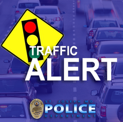 AVOID THE AREA OF FREDERICK AVE AND S I 29 FOR TRAFFIC ACCIDENT