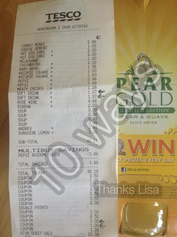 J20 coupons