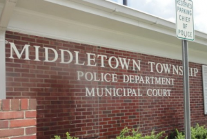 Frontage of Middletown Municipal Court