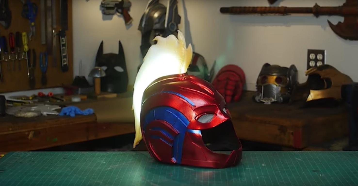 DIY Marvel costume
