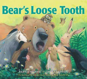 Bear's Loose Tooth