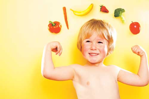 Holistic health for kids