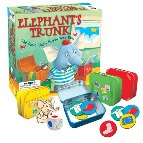 Elephant's Trunk: The Game That's Packed with Fun