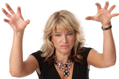 Mom going through menopause