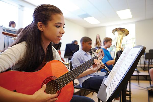 Music Programs in NJ