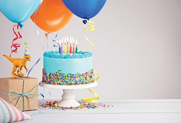 NJF Parties Cake Lrg