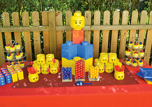 How To Throw An Incredible Diy Lego Party Nj Family