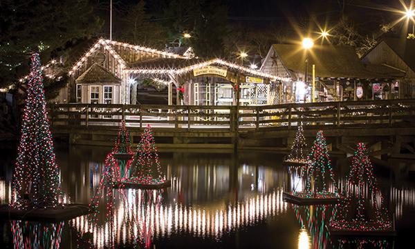 Turtle Back Zoo Christmas Lights 2019.It S Lit Christmas Displays Worth The Trip Nj Family