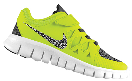 Living in the Limelight Nike Free 5.0 iD