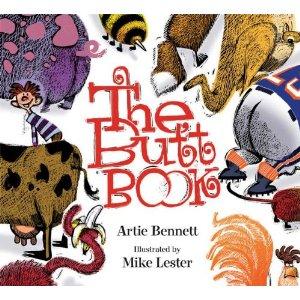 The Butt Book by Artie Bennett