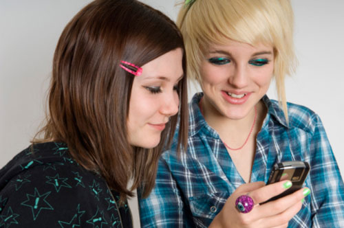 teens and technology and texting