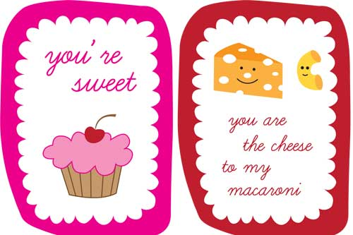 photograph relating to Valentine Stickers Printable referred to as Printables Fantastic for Valentines Working day - NJ Loved ones