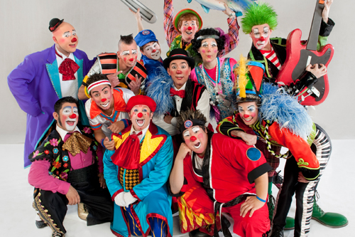 ringling brothers clowns