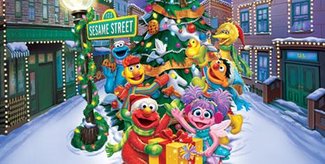 Sesame Place A Very Furry Christmas