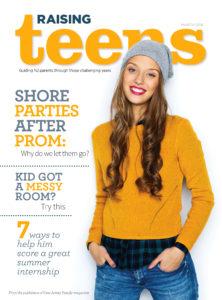 Raising Teens March 2016