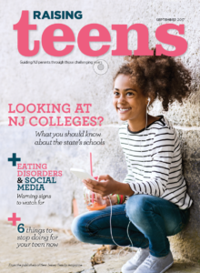September 2017 Raising Teens