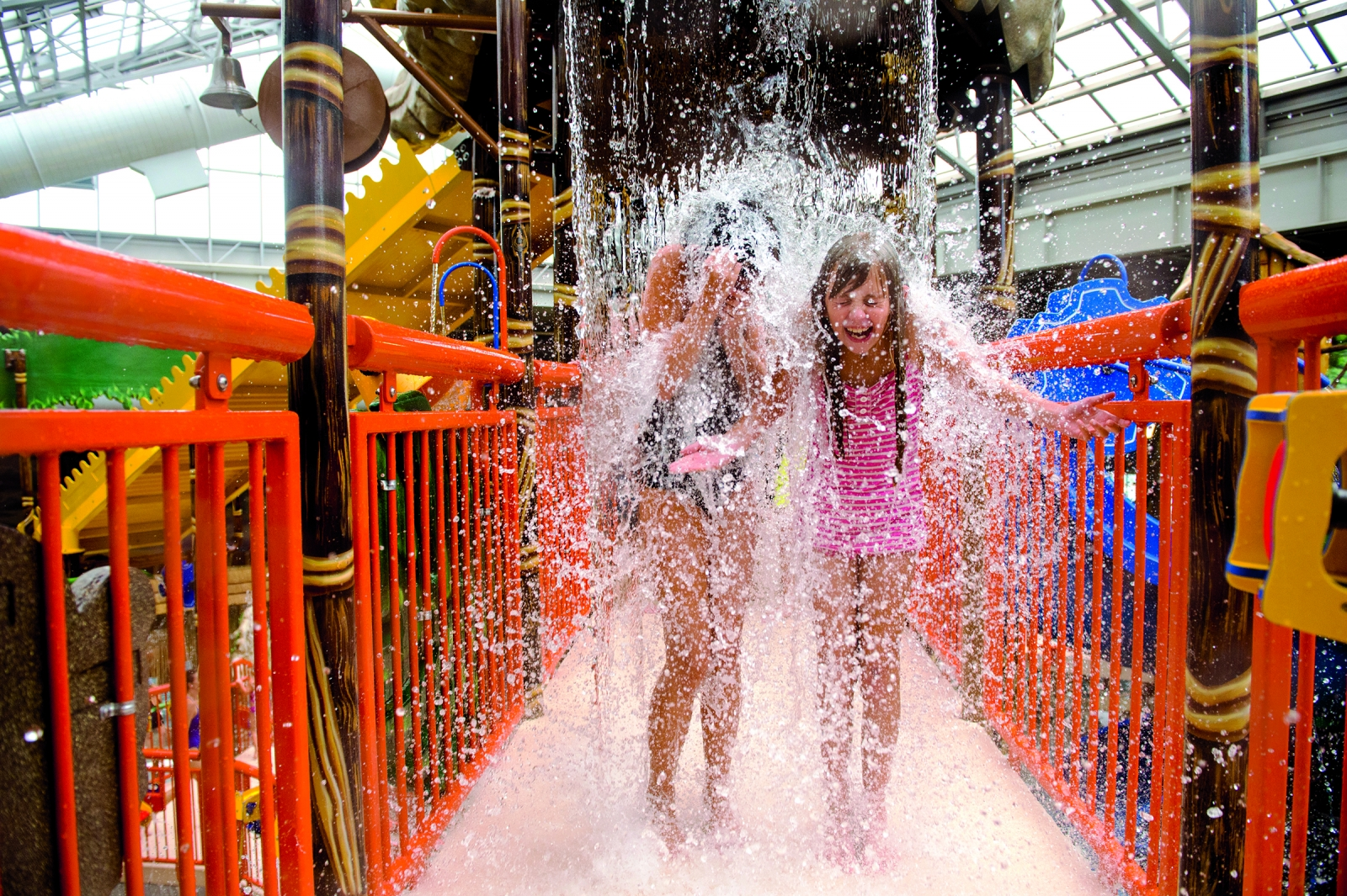 Take The Plunge At Indoor Water Parks And Pools Nj Family