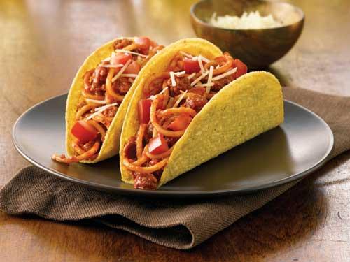 Fiesta Spaghetti Tacos Nj Family
