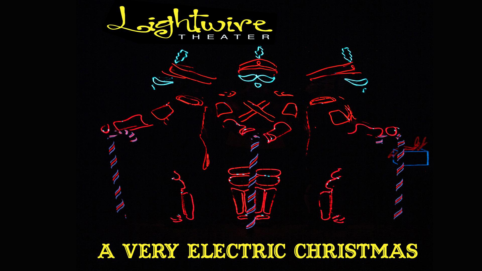 A Very Electric Christmas.A Very Electric Christmas 3pm Show Nj Family
