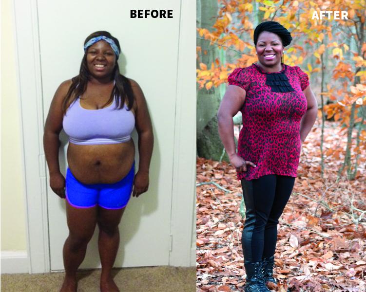 Bye-Bye, Baby Weight: Ashley Carter