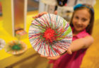 Visit Crayola Experience for Creative Indoor Fun