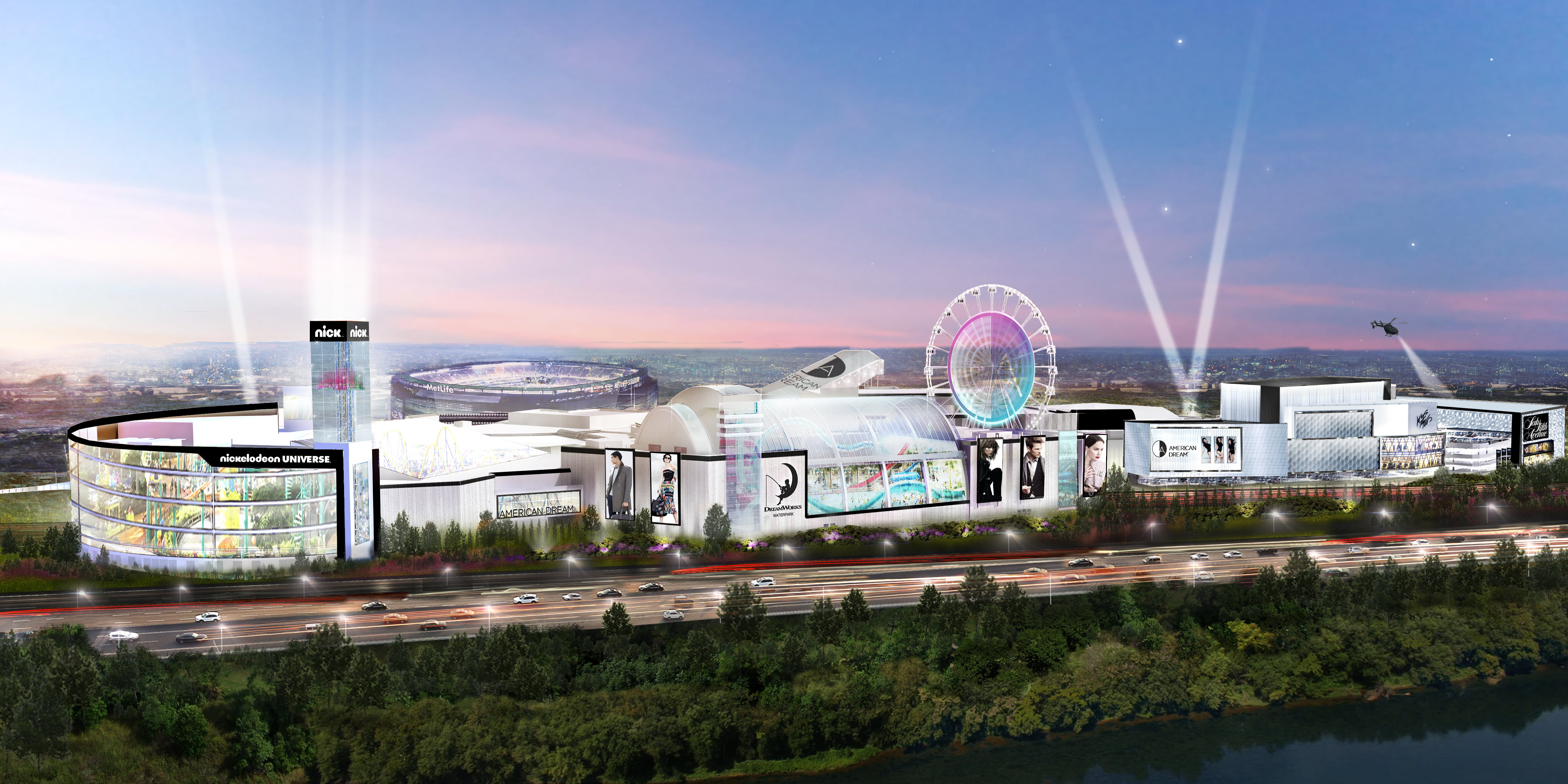 American Dream Meadowlands Is Slated to (Finally!) Open in