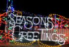 Skylands Stadium's Christmas Light Show and Village Will Get Your Crew in the Spirit