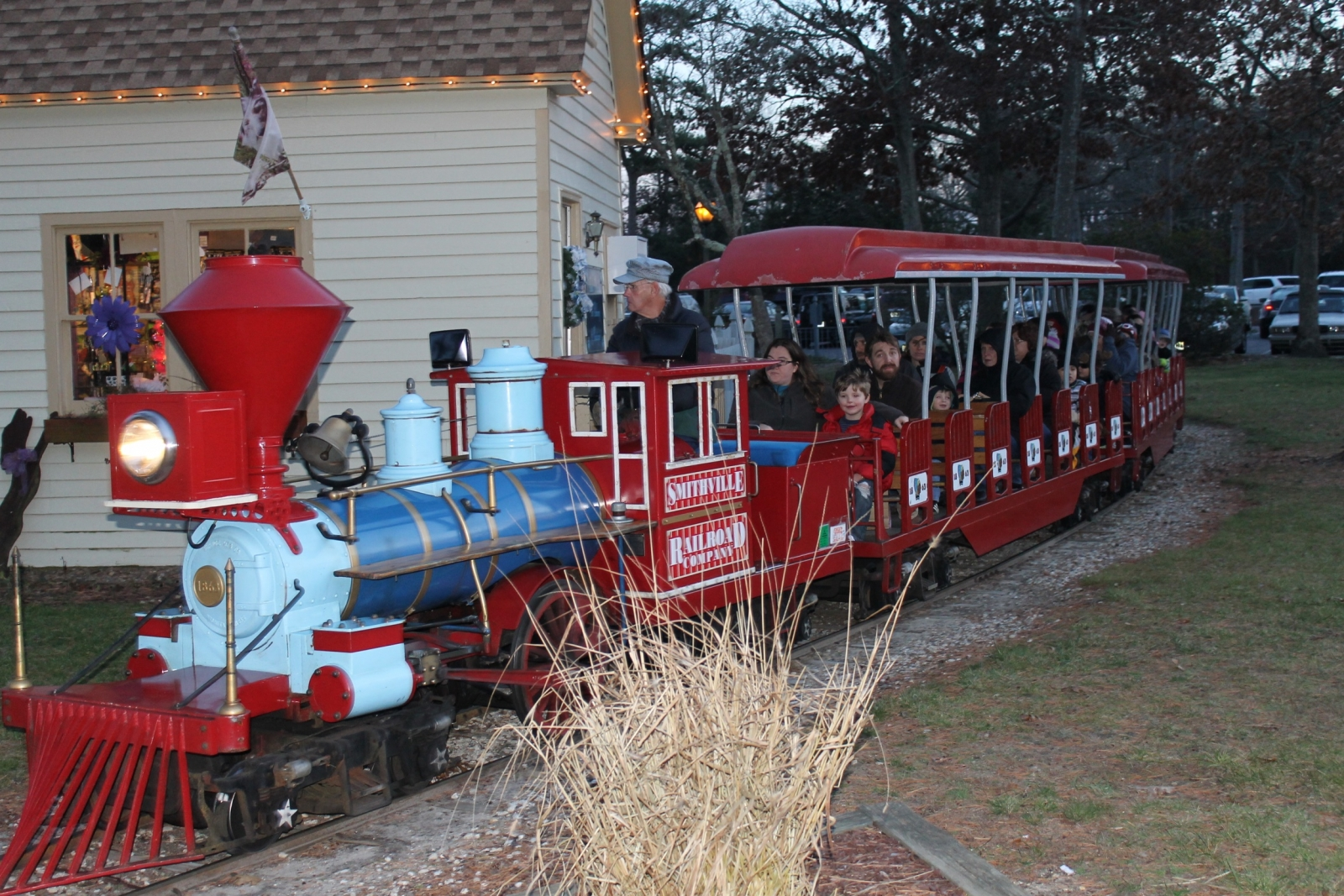 Christmas Train Ride Nj.Historic Smithville Here S Why This Is One Of The Most