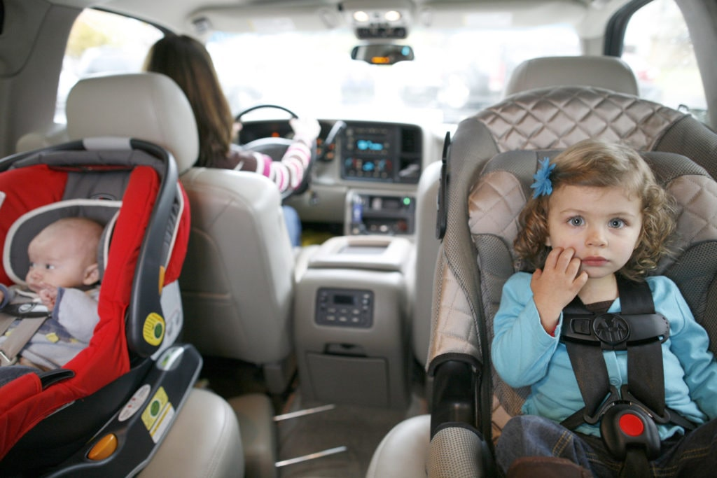 Changes to the NJ Car Seat Law: What To Know