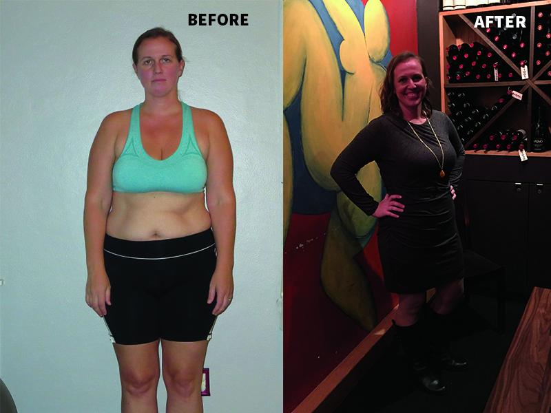 Bye-Bye, Baby Weight: Monica Haley