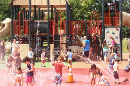 Ponderosa Park in Scotch Plains, NJ