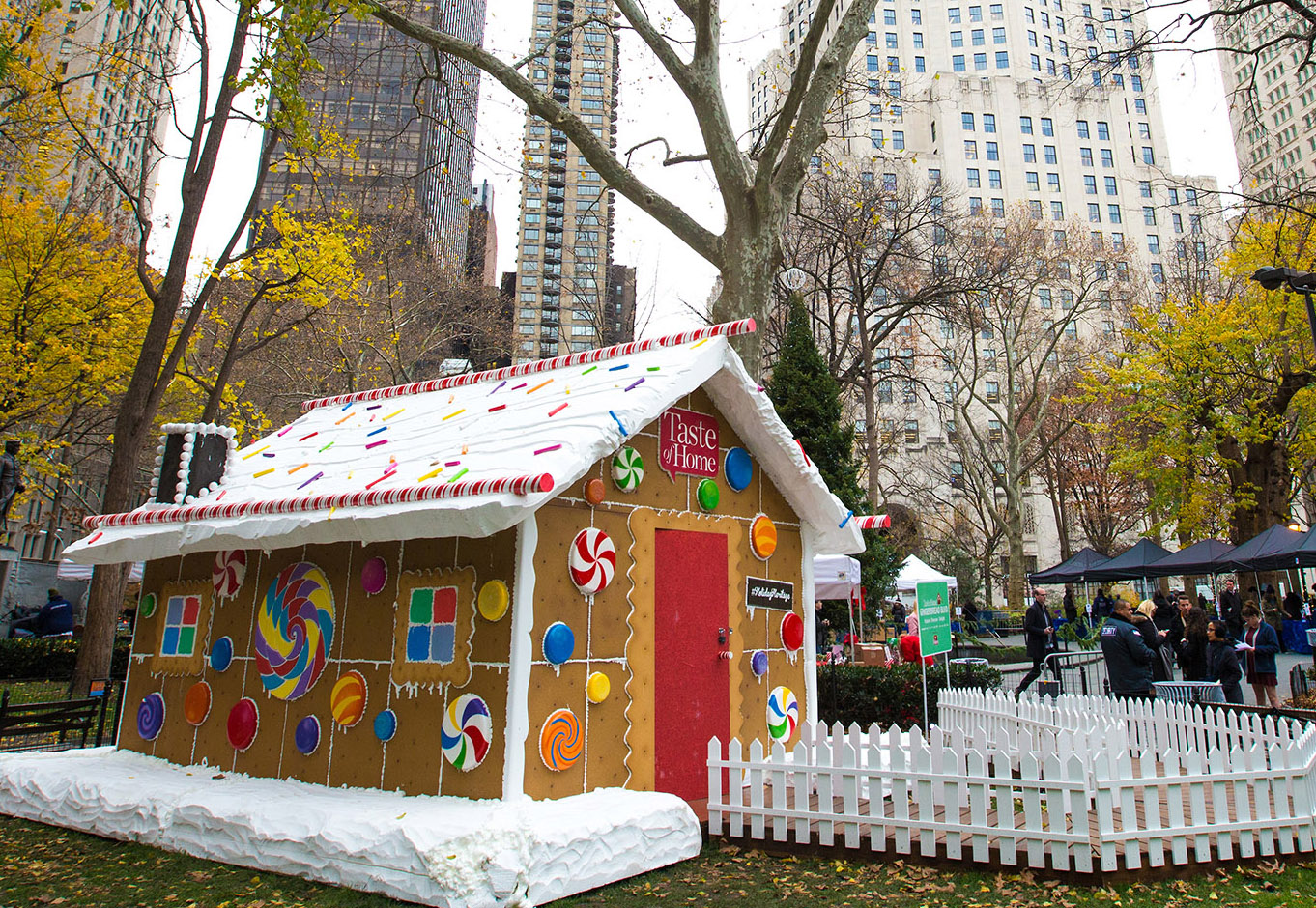The Best Gingerbread House Displays In And Around Nj Nj Family