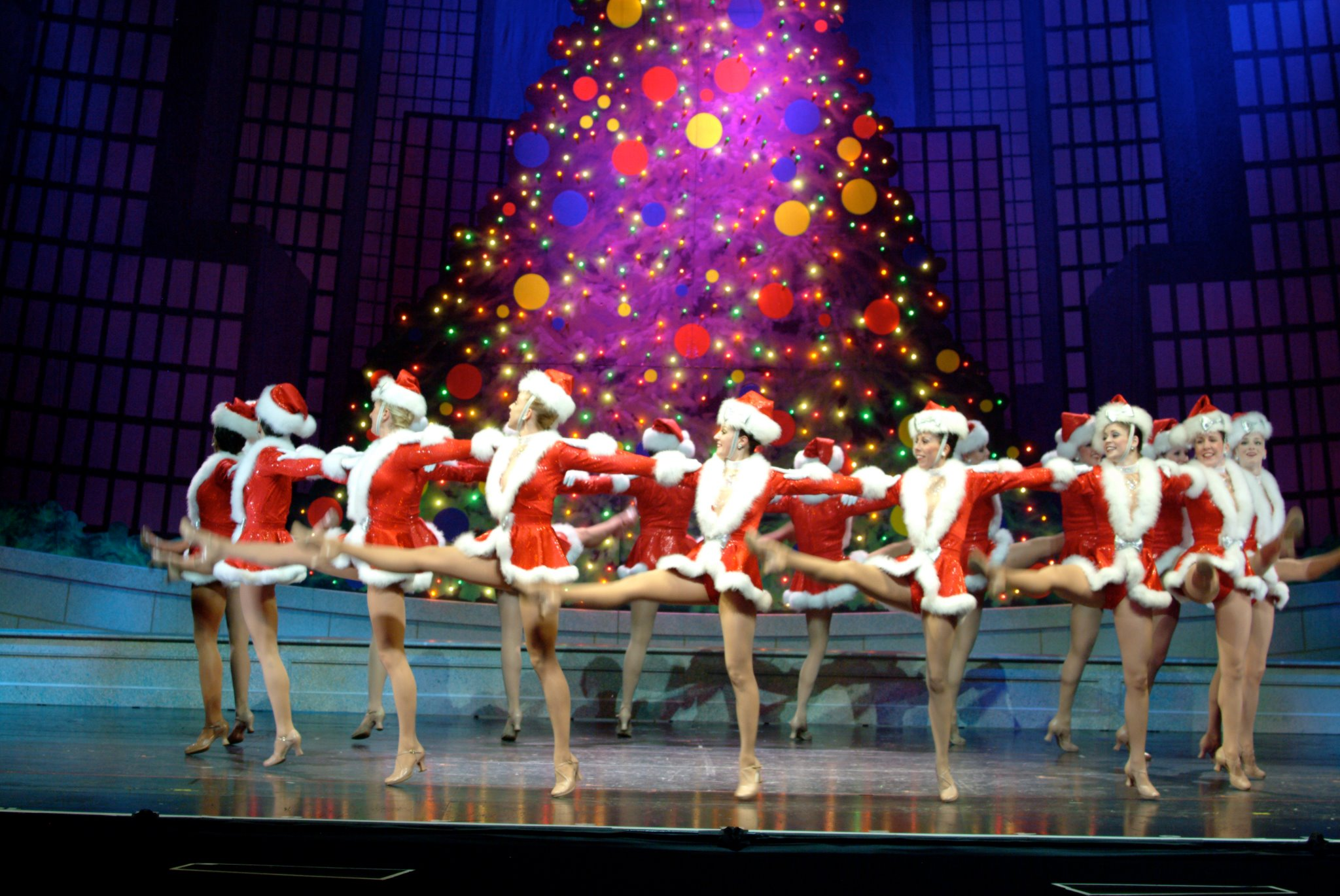 Rockettes Christmas Show.The Rockettes Radio City Christmas Spectacular Nj Family