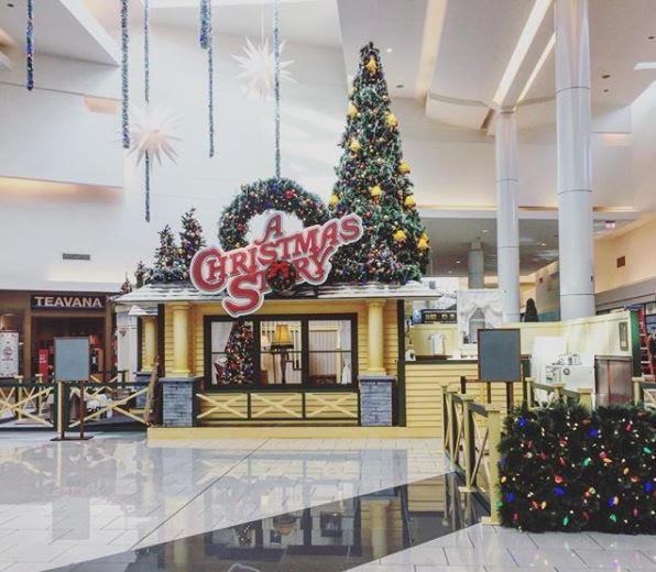 A Christmas Story Comes to Life in Cherry Hill, and You Don't Want