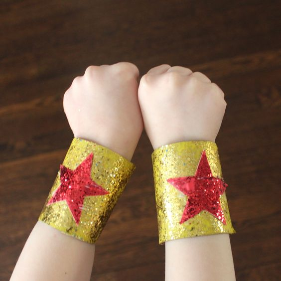 9 Ideas for the Perfect DIY Wonder Woman Costume - NJ Family