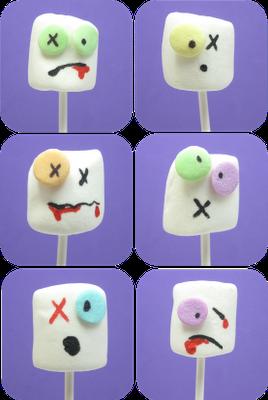 Zombie Pops