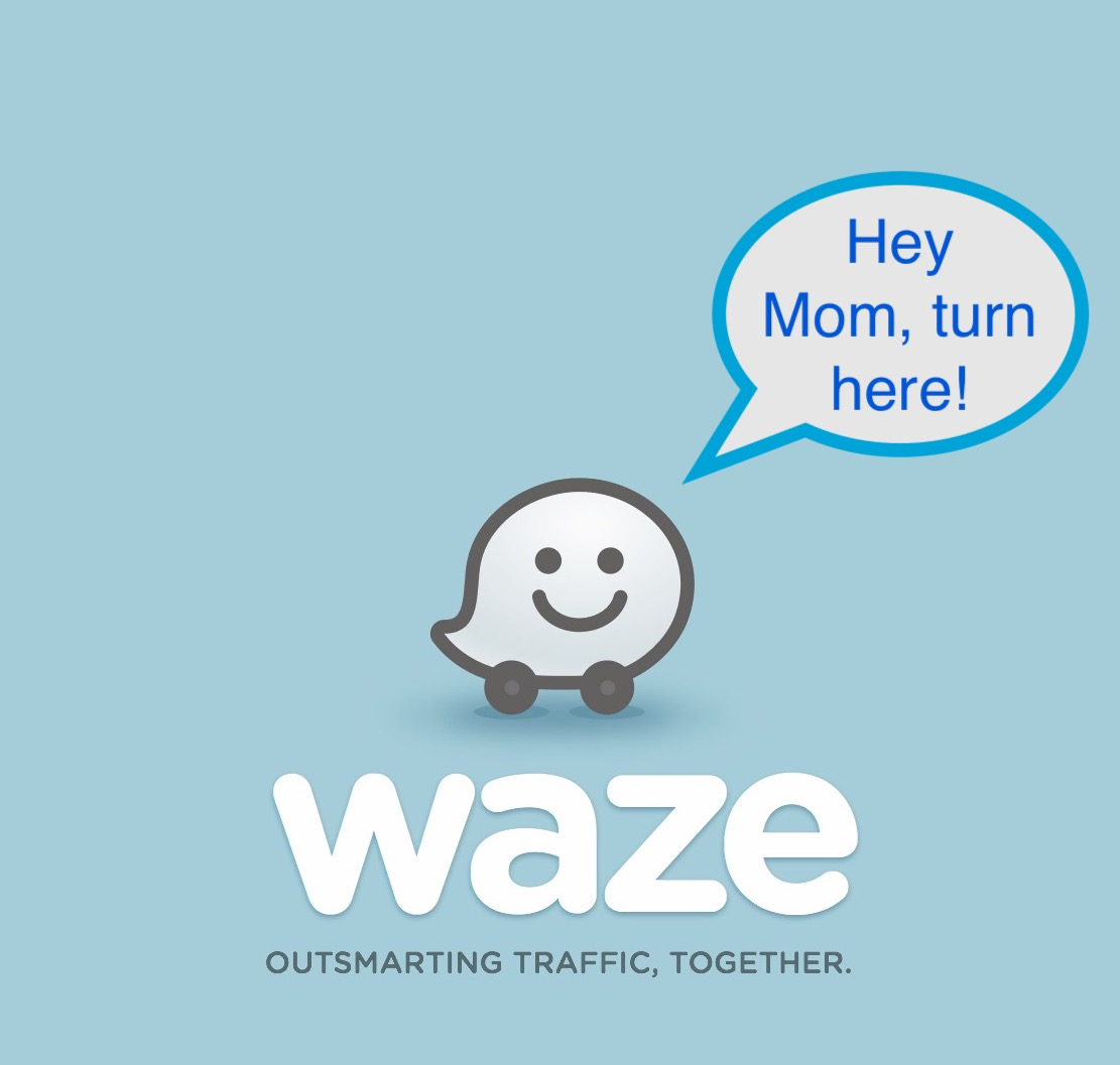 Do You Use Waze? This Adorable Voice Hack is a Total Game